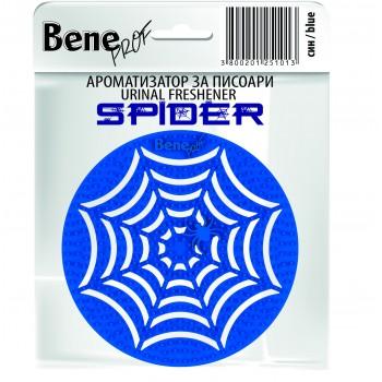 Ароматизатор SPIDER за писоари син - парфюм