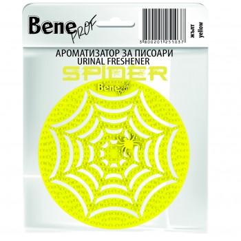 Ароматизатор SPIDER за писоари жълт - парфюм
