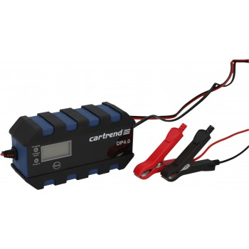 Дигитално зарядно DP4.0 - 6V/2A + 12V 2A/4A
