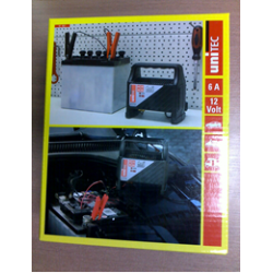 Зарядно устройство UNITEC 6А