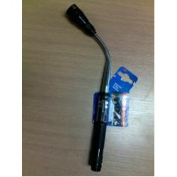 Фенерче с магнит LED телескопично