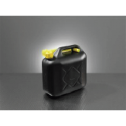 Туба за гориво пластмасова 10л