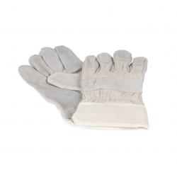 Работни ръкавици кожени