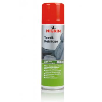 NIGRIN Препарат за текстилни тапицерии 300мл