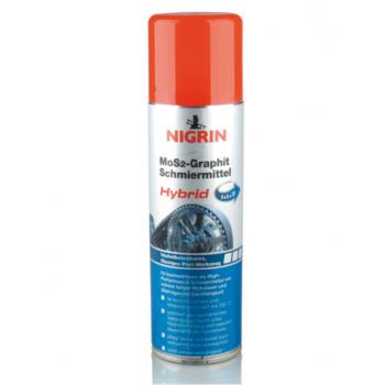 NIGRIN Течна грес MoS2 графит 250 мл