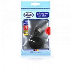 Кабел USB - Type C - черен