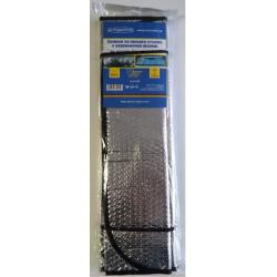 Сенник за предно стъкло с алуминиево фолио 130/60 см