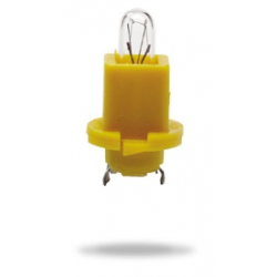 Крушка за Табло Narva 17022 24V 1,2W EBS-R4 жълт цокъл