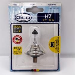 Крушка ALCA H7 12V 55W PX2d Блистър - 1бр